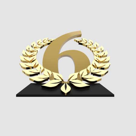 sixth prize