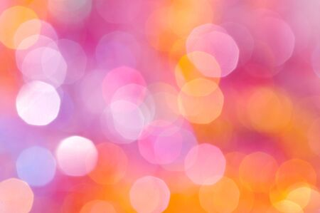 defocus: lilac, purple background lights defocus Stock Photo
