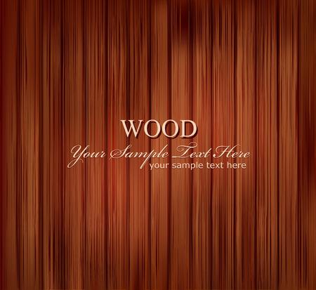 texture vettoriale di tavole in legno