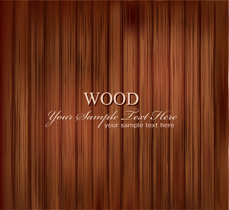 vector texture of wooden boards Stock Vector - 8983163