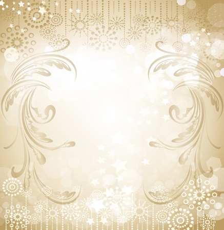 beige holiday background