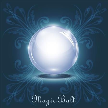 paranormal:  magic ball