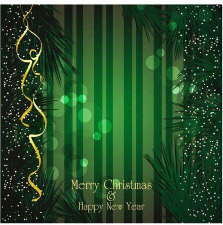 new year border: Christmas, a festive background