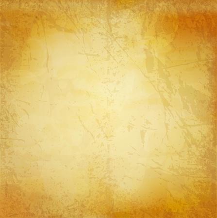 antikes papier: vektor Grunge-Hintergrund (Altpapier) Illustration