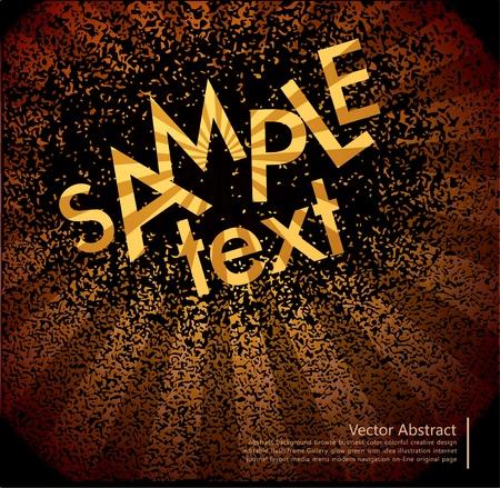 splinter:  grunge abstract background Illustration