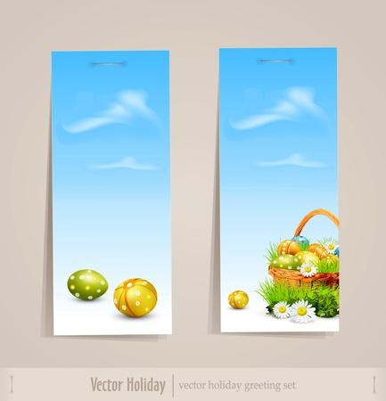 gift basket: Easter holiday set