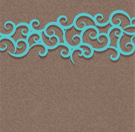 texture twisted: vector abstract background with a pattern Illustration
