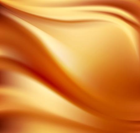 solemn: satin fondo de oro abstracta Vectores