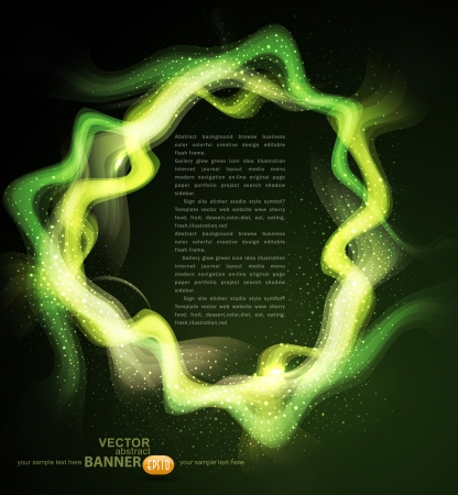 impulse: abstract background Illustration