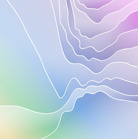 vector abstract pastel background