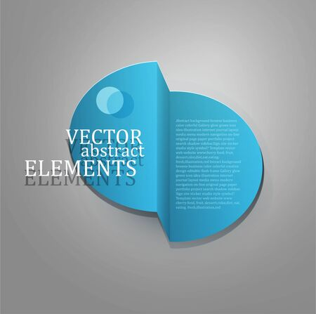 vector element for business design Stock Vector - 18568732