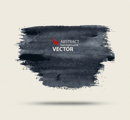 vector abstract background painted watercolor paint Stock Vector - 20276620