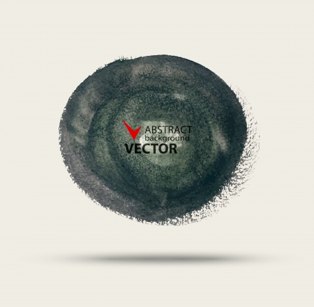 steady: vector abstract background  with watercolor paint