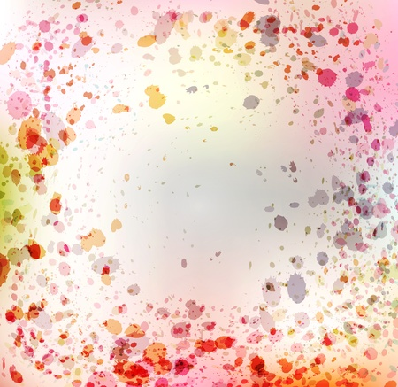Vintage colorful abstract background Stock Vector - 20746949