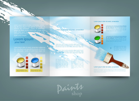 publisher: flyer template for business