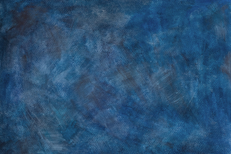 Blue watercolor grunge background