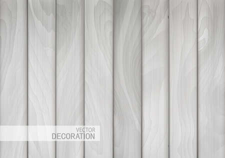Vector Black and white background of weathered painted wooden plank. Zdjęcie Seryjne - 157426767