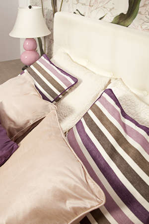 Inter shot of a modern bedroom   Stock Photo - 8876713