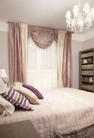 Interior shot of a modern bedroom Stock Photo - 8876710