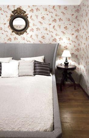 Interior shot of a modern bedroom Stock Photo - 12210522