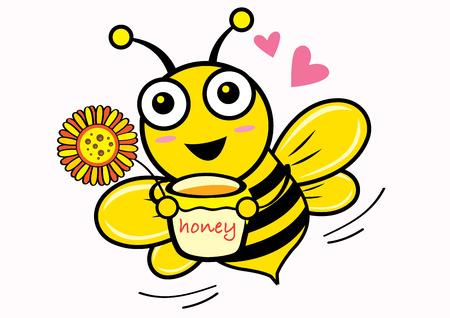 Bee Stock Vector - 24939031