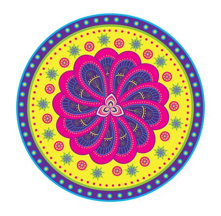 deepak: Mandala icon