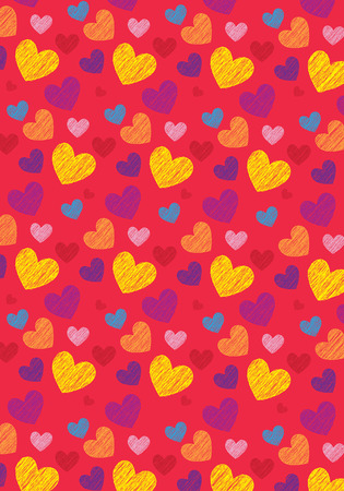 love shape: El amor forma wallpaper Vectores