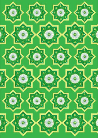 patron islamico: Fondo del modelo isl�mico