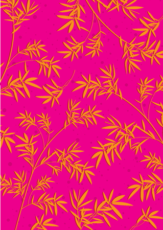 bamboo forest: bamboo pattern