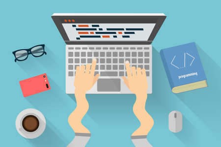 programmers: Python programmers workplace