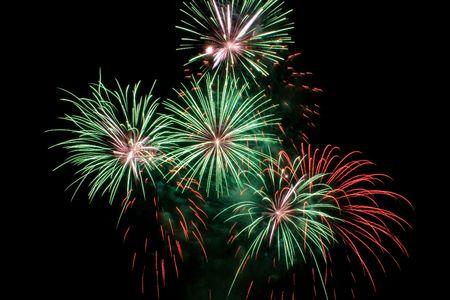 Outbreaks fireworks