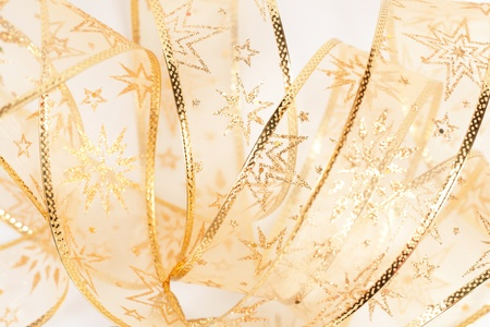 Beautiful ribbon for decoration. Can be used as background Stock Photo - 11799775