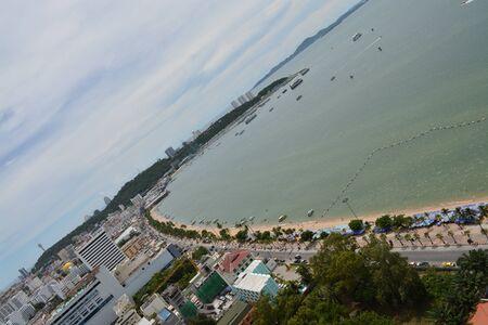 pattaya: Coast Andaman Sea around Pattaya Editorial