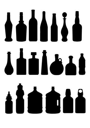 liquor: Bottle Collection