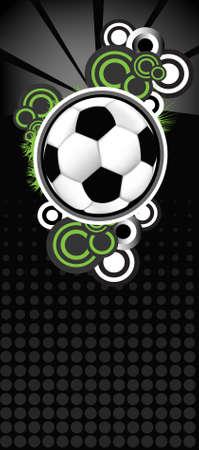 Soccer ball Banque d'images - 4378233