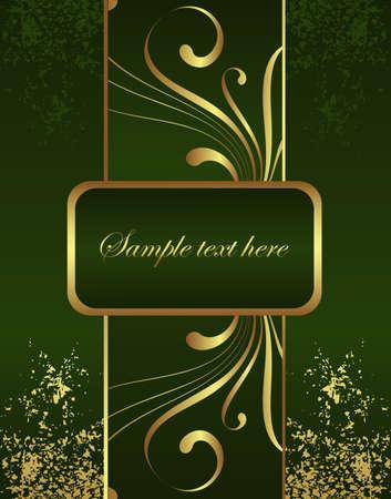 samples: Golden Brochure