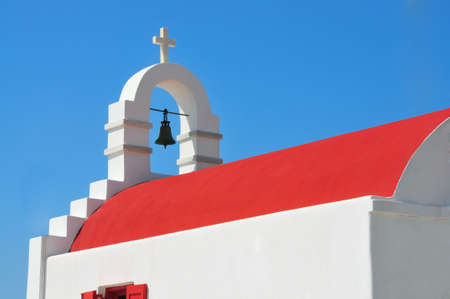 cycladic: Cycladic church