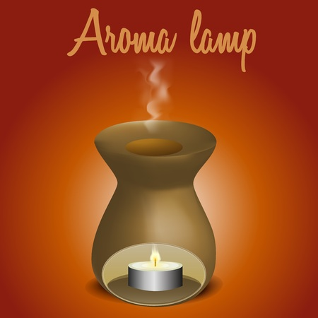 aroma: Aromatherapy, essential oil, aroma lamp, candle