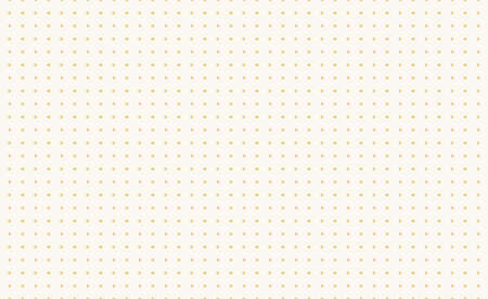 Grid paper. Dotted grid on white background. Abstract dotted transparent illustration with dots. White geometric pattern for school, copybooks, notebooks, diary, notes, banners, print, books Stock Illustratie