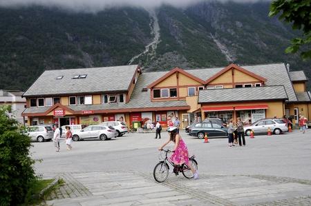 life of the quiet Norwegian town