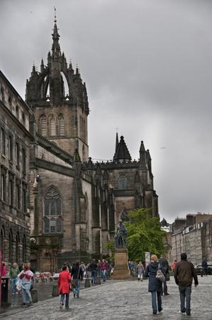 view of city  Edinburgh Scotland