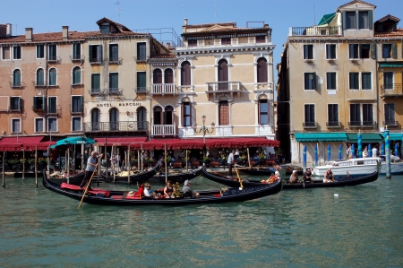 Around the Grand Canal, Venice Series