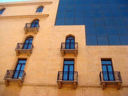 beirut lebanon:        The Golden streets of downtown Beirut (Lebanon)