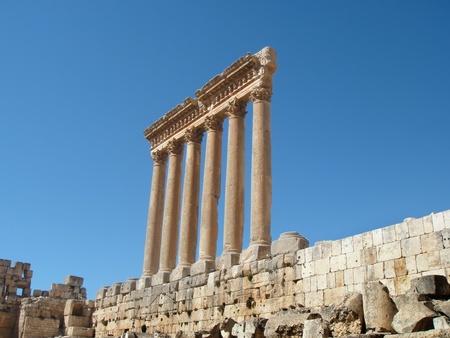 Baalbek ruins - Bekaa Valley, Lebanon