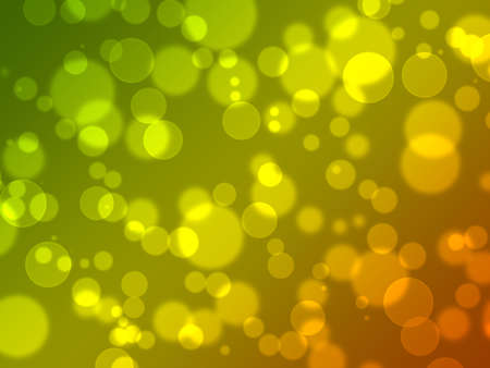 Abstract on a colorful background digital bokeh effect Stock Photo - 14919724