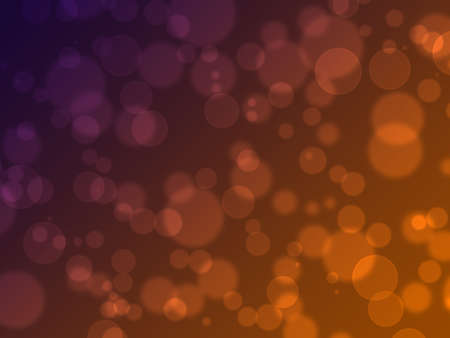 Abstract on a colorful background digital bokeh effect Stock Photo - 14919719