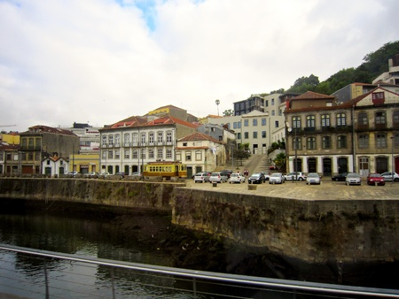 historica: The historic centre of Porto was declared a World Heritage Site by UNESCO in 1996. Porto, Portugal Editorial