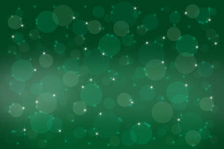 Elegant abstract background with bokeh defocused lights and stars  Stock Photo - 16796473
