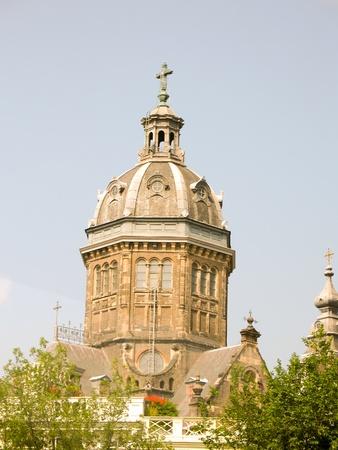 Church of St. Nicholas in Amsterdam, Netherlands.