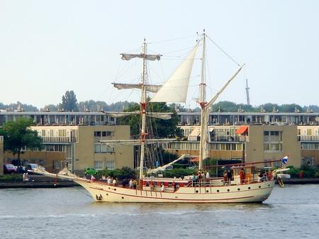 Amsterdam - Ship of the Dutch
